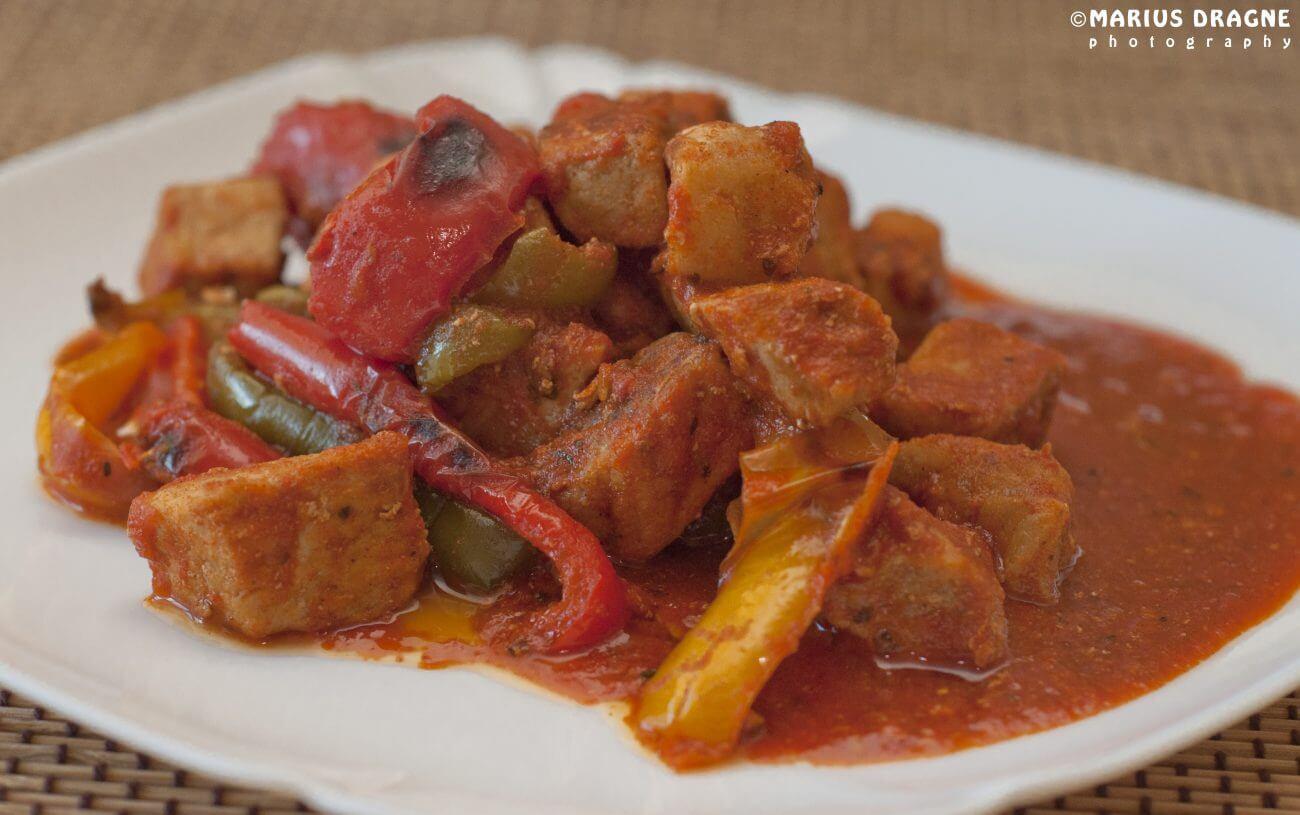 Porc paprika