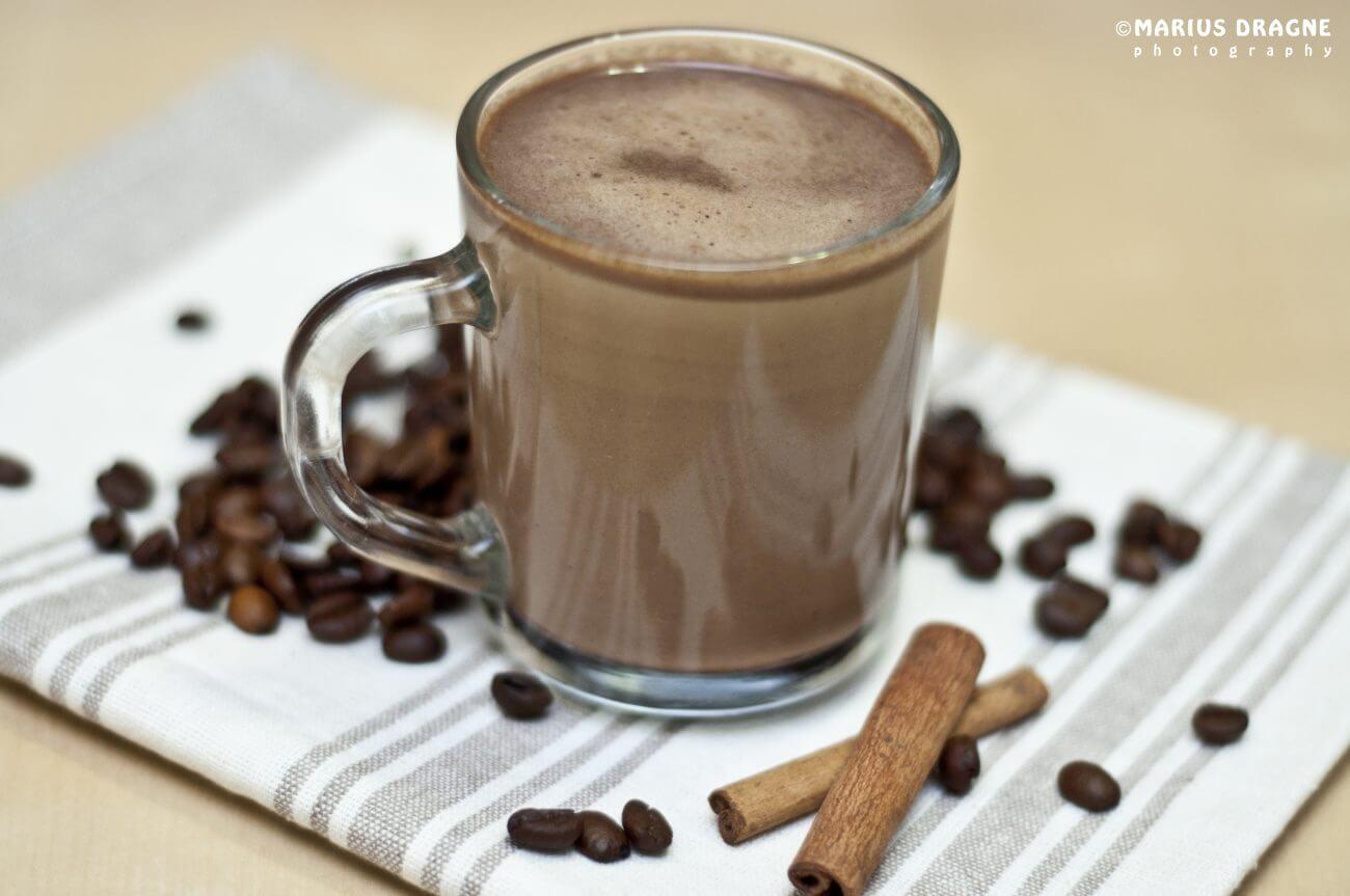 Vanilla Caffe Latte