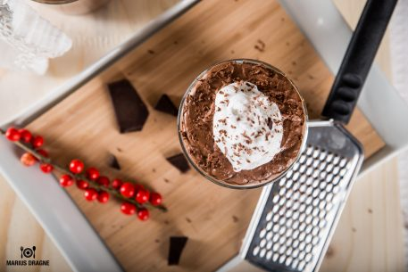 Crema de ciocolata si castane