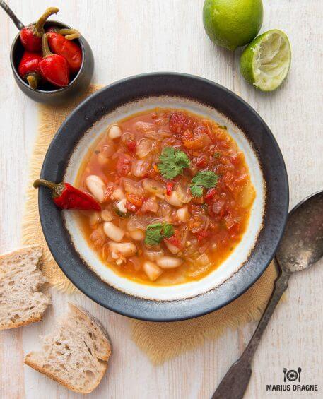 Supa cu fasole