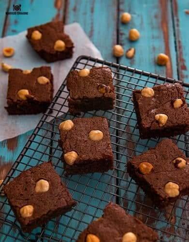 Articole culinare : Brownie cu nutella