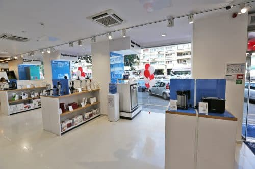 Premium Store – showroom de mobila si electrocasnice Bosch