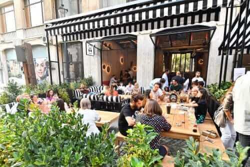 Le Bab – un faimos restaurant cu influente orientale s-a deschis in Bucuresti