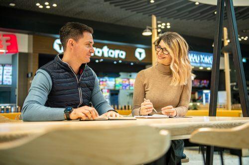 MegaMall Food Court sau locul unde ne tinem sedintele de business delicioase