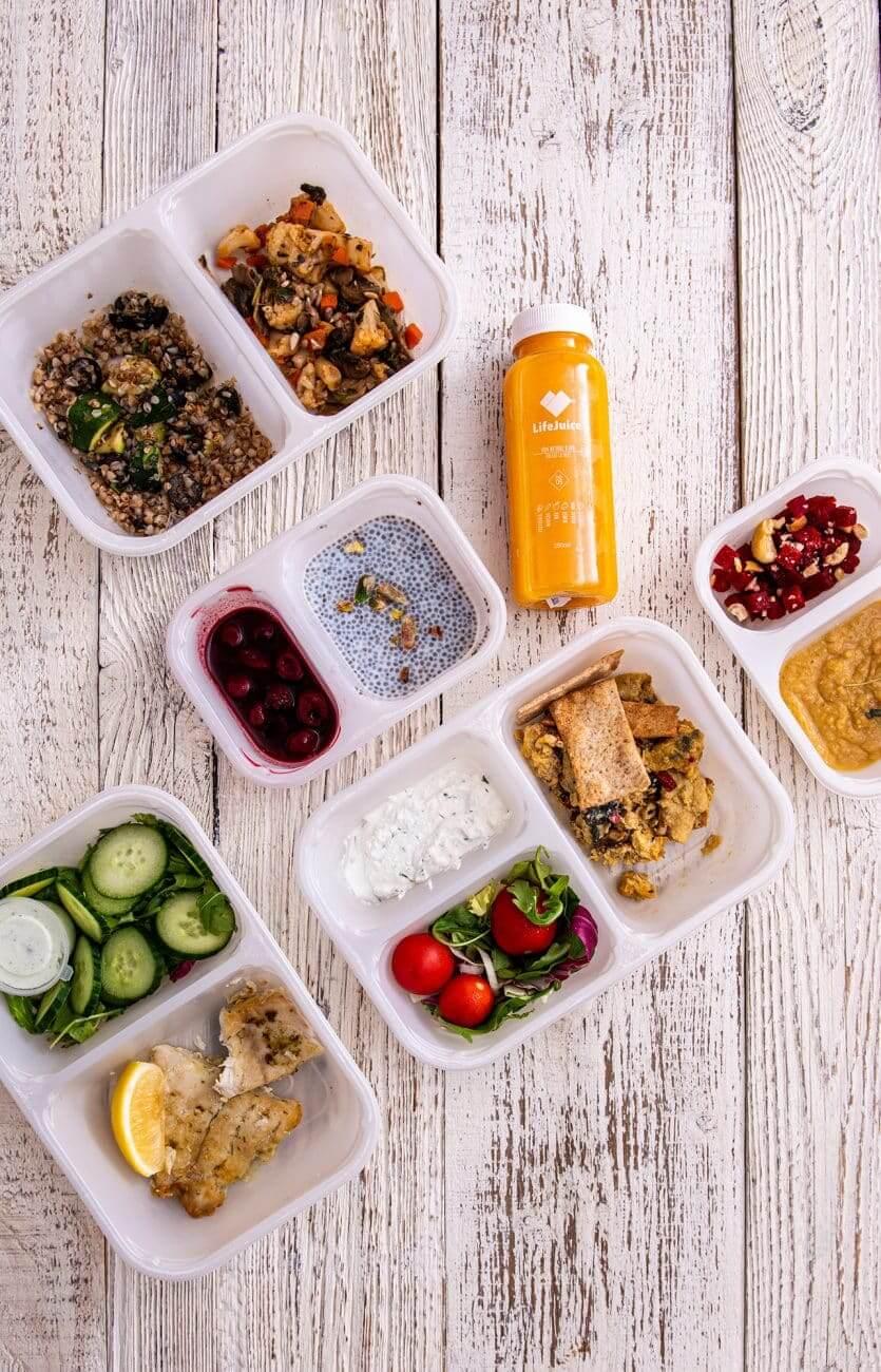 Am testat serviciul de healthy food-delivery LifeBox timp de o saptamana