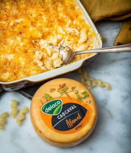 Mac and Cheese (paste cu branza in stil american)
